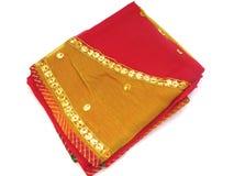 Indio Sari-Aislado Fotografía de archivo libre de regalías