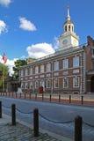 Indipendenza Corridoio a Philadelphia fotografia stock