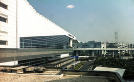 Indira Gandhi International Airport - T3 Stock Image