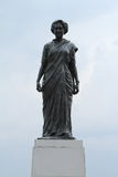 Indira Gandhi Statue in Shimla India. The Indira Gandhi Statue in Shimla India Royalty Free Stock Image
