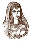 Indisch vector illustratie
