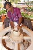 Indisch aardewerk Stock Foto's