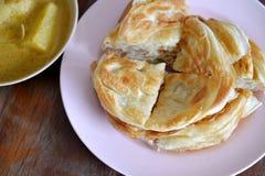Indisch brood stock afbeelding