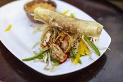 Indisch de Lentebroodje van de stijlgarnaal Royalty-vrije Stock Afbeelding