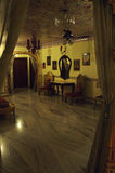 Indisch Hotel Royalty-vrije Stock Foto's