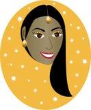 Indisch Meisje Royalty-vrije Stock Foto