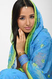 Indisch meisje Stock Fotografie