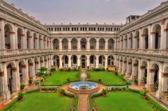 Indisch Museum in Kolkata Stock Foto's