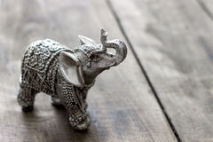 Indisch olifantsbeeldje Royalty-vrije Stock Afbeeldingen