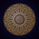 Indisch ornament Royalty-vrije Stock Foto