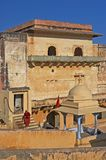 Indisch paleis Royalty-vrije Stock Afbeelding