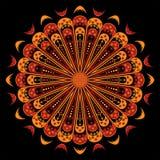 Indisch patroon Royalty-vrije Stock Afbeeldingen