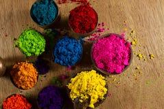 Indisch pigment royalty-vrije stock fotografie
