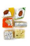 Indisch snoepje, Burfis Royalty-vrije Stock Foto