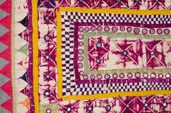 Indisch tapijtwerk stock afbeelding