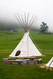 Indisch tipi Royalty-vrije Stock Foto