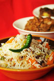 Indisch voedsel Royalty-vrije Stock Fotografie