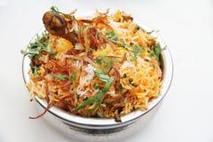 Indisch voedsel Stock Afbeelding