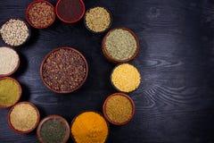 Indisch zaad stock afbeelding