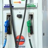 Indische Öl-Pumpe Lizenzfreie Stockfotos