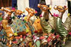 Indische ambacht royalty-vrije stock afbeelding