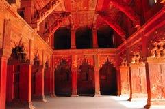 Indische Architectuur Royalty-vrije Stock Afbeeldingen