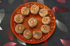 Indische Bonbons Lizenzfreie Stockbilder