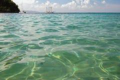 Indische Bucht Kingstown, Heiliges-Vicent Stockfotos