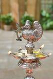 Indische ceremonies Royalty-vrije Stock Foto