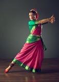 Indische dans Stock Foto