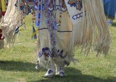 Indische Danser Stock Afbeelding