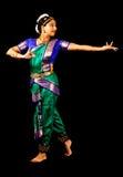 Indische Danser Royalty-vrije Stock Fotografie