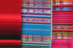 Indische deken 1 Stock Foto