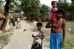Indische Dorf-Lebensdauer Lizenzfreie Stockfotografie