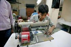 Indische Fabrik Stockfotografie