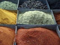 Indische Farben Stockfotografie