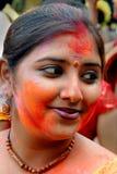 Indische Frau Stockbilder