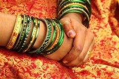 Indische Frau Stockfotos