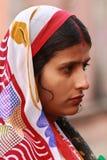 Indische Frau Stockfoto