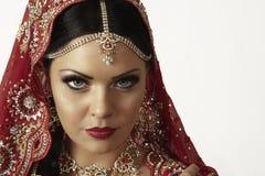 Indische Frauen Stockfotografie