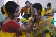 Indische Frauen Lizenzfreies Stockbild