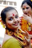 Indische Frauen Lizenzfreies Stockfoto
