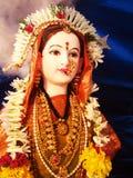Indische Godin stock afbeelding