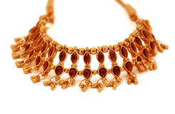 Indische Halskette Lizenzfreie Stockfotos