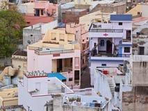 Indische huisvesting Stock Afbeeldingen