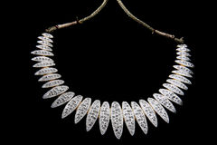 Indische jewelery royalty-vrije stock foto