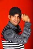 Indische jongen Stock Foto's