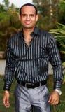 Indische jongen Royalty-vrije Stock Foto