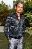 Indische jongen Royalty-vrije Stock Afbeeldingen