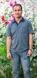 Indische jongen Stock Foto